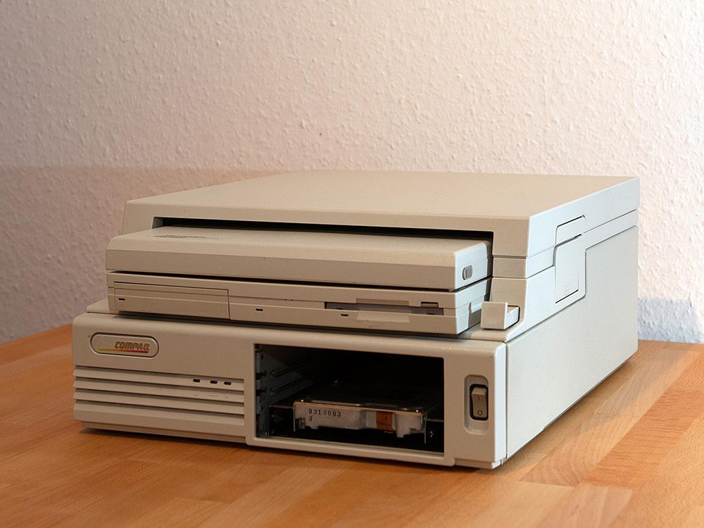 Meine Computer-Oldtimer - Eine kleine Computersammlung